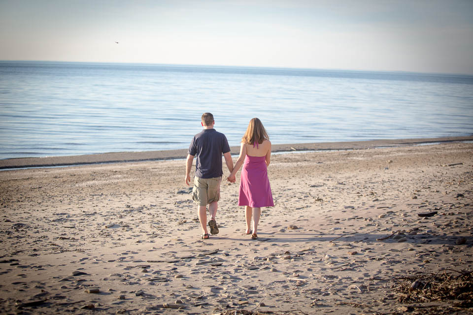 Kate don the beach angola ny engagement session for Beach weddings in ny