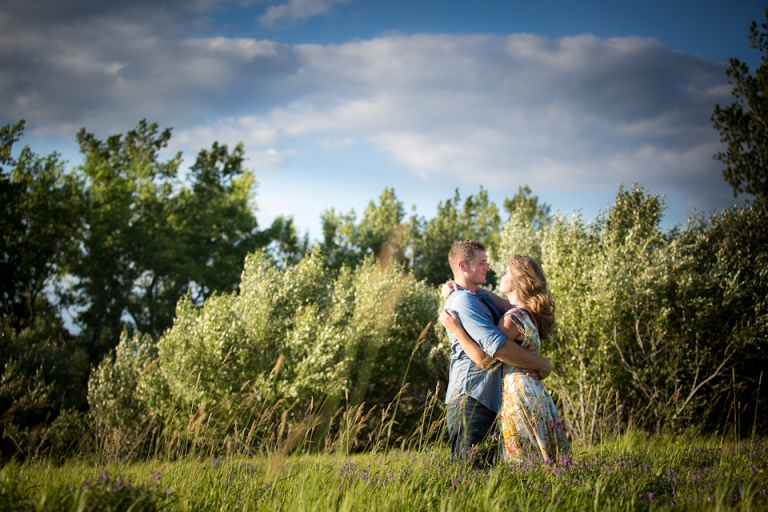 Outdoor, urban, artistic wedding engagement photography taken at Tifft Nature Preserve in Buffalo, NY by the best wedding and portrait photographer in Buffalo and Western NY, Jessica Ahrens Photography.
