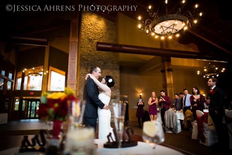 Holiday valley wedding photos — photo 1