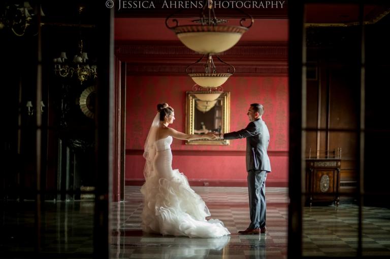 Statler City Wedding Photography Buffalo Ny Jessica Ahrens Photography